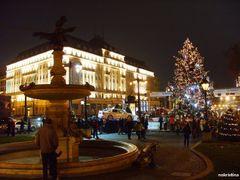 Christmas time in Bratislava 2011 by <b>nokristina</b> ( a Panoramio image )