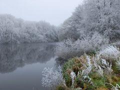 Autumn in a white robe / Podzim v bilem havu-Mariz by <b>Karel H.</b> ( a Panoramio image )