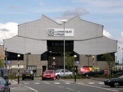 Cumbernauld College by <b>© Douglas MacGregor</b> ( a Panoramio image )