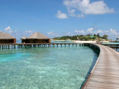 Huvafen Fushi, North Male Atoll, Maldives by <b>S.Lyubaev</b> ( a Panoramio image )
