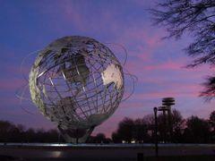 World in Sunset. Welt im Sonnenuntergang. by <b>TomDerElch.de</b> ( a Panoramio image )