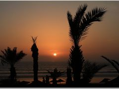 Sunset over the ocean - 22nd September by <b>Maciejk</b> ( a Panoramio image )