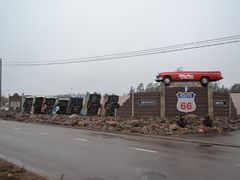 route 66... by <b>Vadim Belskiy</b> ( a Panoramio image )