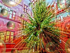 **MERRY CHRISTMAS & A VERY HAPPY NEW YEAR!** to all my (Panorami by <b>©theWolfsEye?</b> ( a Panoramio image )