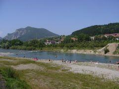 River Lim in Berane by <b>TU154M</b> ( a Panoramio image )