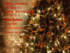 Merry Christmas my friends by <b>annag@visir.is</b> ( a Panoramio image )