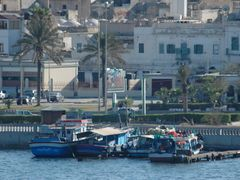 Tripoli port by <b>ThoiryK</b> ( a Panoramio image )