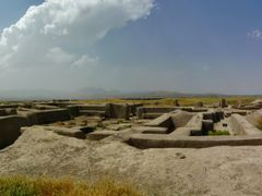 Hasanlu ancient hill - page 1 by <b>javad Ale ali</b> ( a Panoramio image )