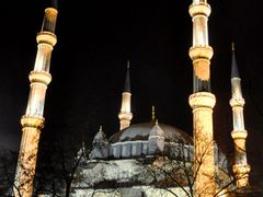 Selimiye Camii, Edirne... * Historical Selimiye Mosque, Edirne ( by <b>OLYMPIST ©</b> ( a Panoramio image )