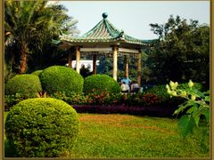 A little pagoda in Liuhua Park /Egy kis pagoda.../ by <b>H. Prell Marta</b> ( a Panoramio image )
