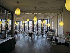 CaixaForum. Cafeteria. by <b>Bach Quatre</b> ( a Panoramio image )