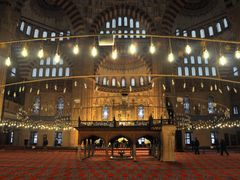"Selimiye Camii * ""Historical Selimiye Mosque, Edirne (1575)... U by <b>OLYMPIST ©</b> ( a Panoramio image )"