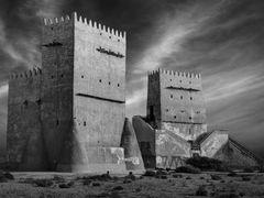 The Barzan Towers by <b>S?ren Terp</b> ( a Panoramio image )