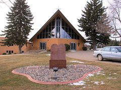 Our Lady of Grace Catholic Church - Minot, N.D. by <b>dloran01</b> ( a Panoramio image )