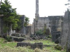 The Old Cement Works Ruins, Workworth by <b>Francois Terblans</b> ( a Panoramio image )