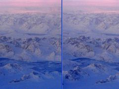Image50 Greenland 3D stereoview 12/01/07 - N view   by <b>Volkan YUKSEL</b> ( a Panoramio image )