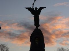 "Rusalka memorial, Kadrioru park, Tallin by <b>Giuseppe D""Ambrosio</b> ( a Panoramio image )"