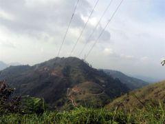 Panoroma Hemathugama Mountain Range   by <b>Al-thalib</b> ( a Panoramio image )