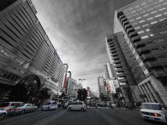 Mitsukoshi Crossing by <b>ascesis.image</b> ( a Panoramio image )