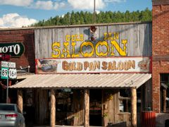 Gold Pan Saloon by <b>Gerald C. Vogel</b> ( a Panoramio image )