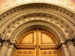 Detalles de Arco de Medio Punto del Templo Inmaculado by <b>? ? galloelprimo ? ?</b> ( a Panoramio image )