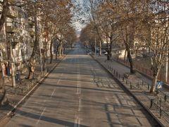 Str. Cvetan Dimov, Skopje by <b>dardani.m</b> ( a Panoramio image )