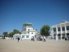 Somalia - Somaliland - Hargeisa airport - May 11 by <b>Filippo Aragone</b> ( a Panoramio image )