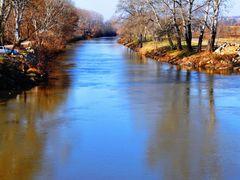 "Tunca Nehri, Edirne... * ""Tunca River, Edirne..."" * Olympist © by <b>OLYMPIST ©</b> ( a Panoramio image )"