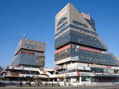 Trade Centre Mavrovka - Skopje by <b>dardani.m</b> ( a Panoramio image )