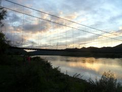 Чикой при закате by <b>DVG-74</b> ( a Panoramio image )