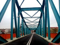 Most na Odrze .Gryfino. by <b>elapok</b> ( a Panoramio image )
