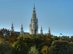 Градска Куќа-City Hall in Vienna by <b>b.onosimoski</b> ( a Panoramio image )