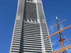 land mark tower yokohama by <b>aldatamamaru</b> ( a Panoramio image )