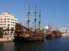 Sousse, port - dla Macka :) by <b>Ula Ch-L</b> ( a Panoramio image )