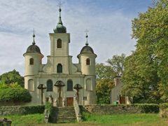 Kalvaria-templom,  Koszeg / Calvary church, Koszeg by <b>Elemer</b> ( a Panoramio image )