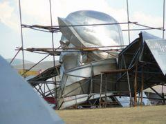 LA CABEZA (EN CONSTRUCCION) EN 2006 by <b>esquer01</b> ( a Panoramio image )