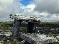 Poulnabrone Dolmen by <b>marco.marsella</b> ( a Panoramio image )