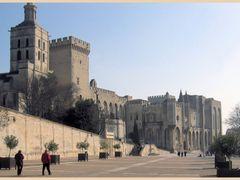 Palais des Papes, Avignon by <b>Pom-Panoramio? YES !</b> ( a Panoramio image )