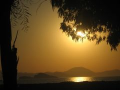? FETHIYE CALIS PLAJI SUNSET  *****TURKEY*****? by <b>Bar?s SEVEN</b> ( a Panoramio image )