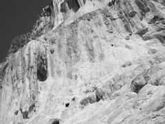 Cascadas petrificadas de Hierve el Agua, Oaxaca by <b>Mateo-traveler</b> ( a Panoramio image )