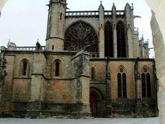 La Basilica de Saint-Nazaire by <b>frederic baiges</b> ( a Panoramio image )