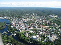 Kajaani  by <b>kurkikyosti</b> ( a Panoramio image )