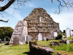 "Ardmore - St. Declan""s Cathedral - 13th century by <b>stedinger85</b> ( a Panoramio image )"
