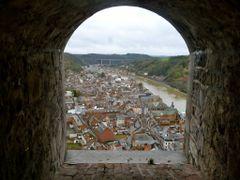 Dinant Uitzicht vanuit de Citadel by <b>joeri Goossens</b> ( a Panoramio image )