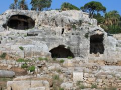 Archimedes sirja - Archimedes grave by <b>antal julianna</b> ( a Panoramio image )