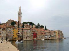 croatia rovinj by <b>Michael  D</b> ( a Panoramio image )