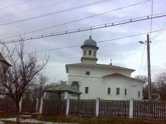 Biserica din Santa Mare by <b>acio552071</b> ( a Panoramio image )