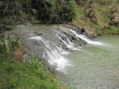 Tuoro Stream waterfall, Karakariki by <b>johnrag</b> ( a Panoramio image )
