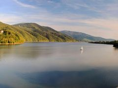 Jezioro Miedzybrodzkie by <b>Ula Ch-L</b> ( a Panoramio image )