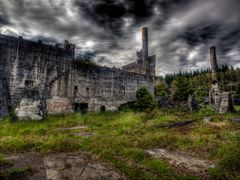 "Derelict cement mill circa 1800""s by <b>barneymeyer</b> ( a Panoramio image )"